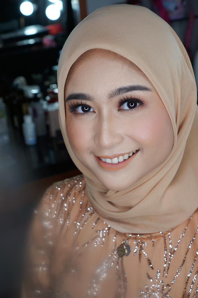 Bridesmaid makeup for Ms. Sasha by Makeupbyamhee - 010