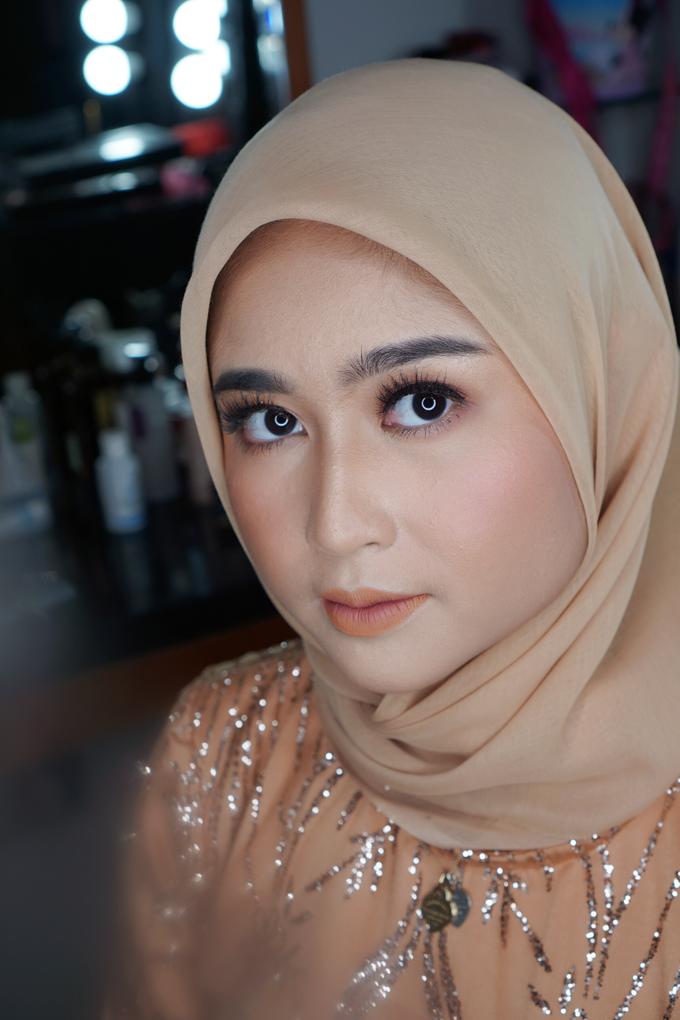Bridesmaid makeup for Ms. Sasha by Makeupbyamhee - 005