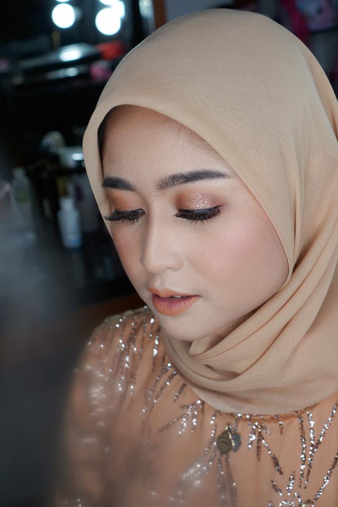 Bridesmaid makeup for Ms. Sasha by Makeupbyamhee - 007