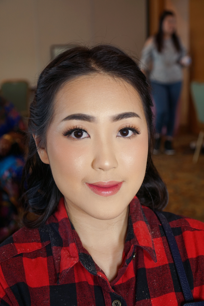 Bridesmaid makeup ms. wiryani by Makeupbyamhee - 001