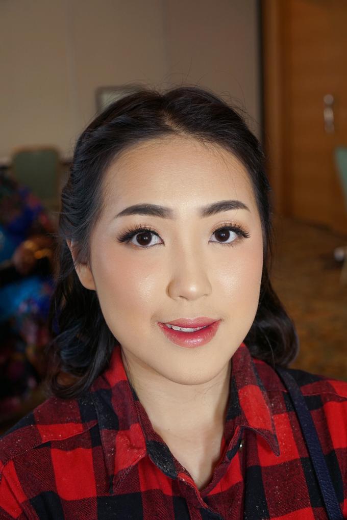 Bridesmaid makeup ms. wiryani by Makeupbyamhee - 003