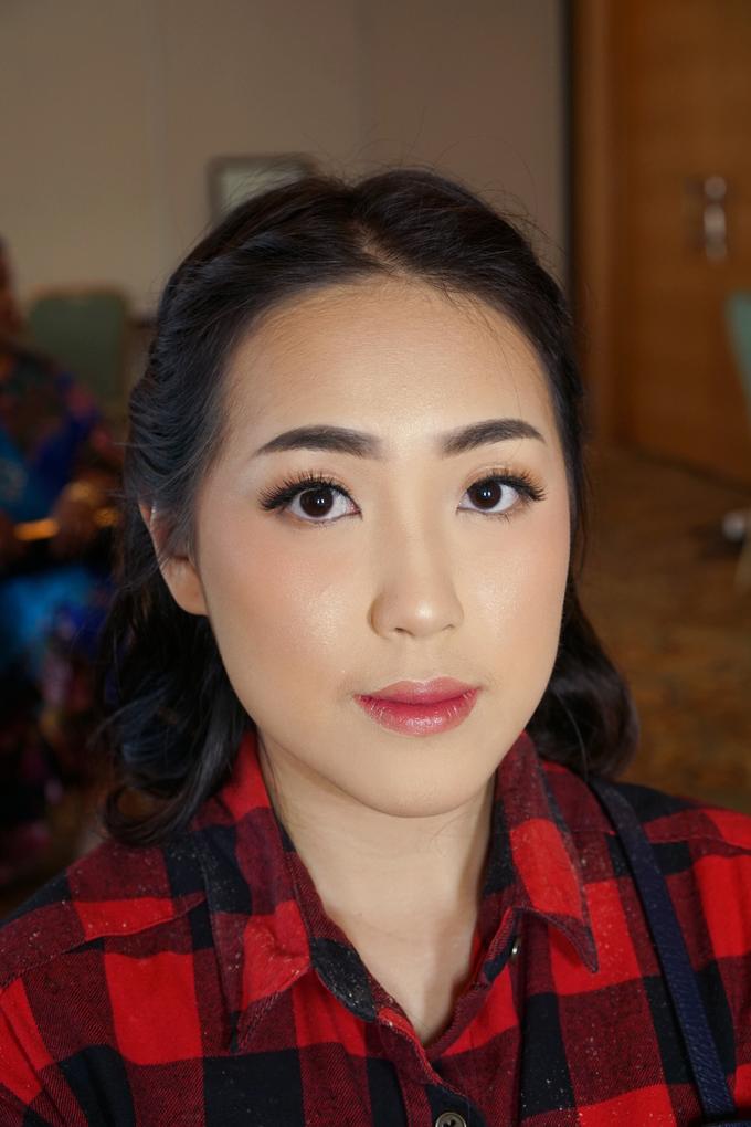 Bridesmaid makeup ms. wiryani by Makeupbyamhee - 005