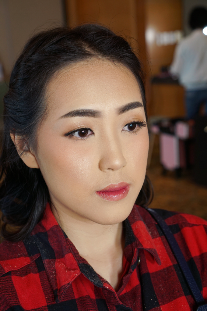 Bridesmaid makeup ms. wiryani by Makeupbyamhee - 004