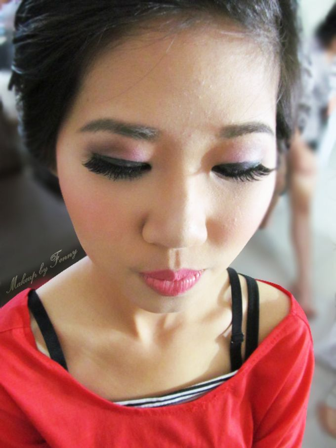 Close Up by Makeup by Fonny - 001