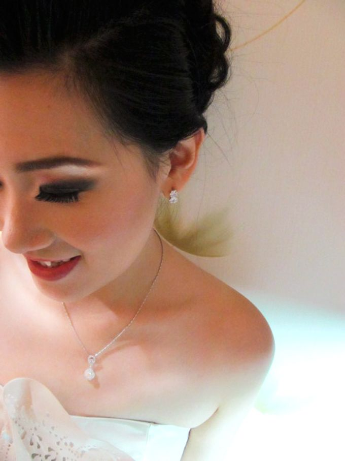 Prewedding and Before After by Makeup by Fonny - 004