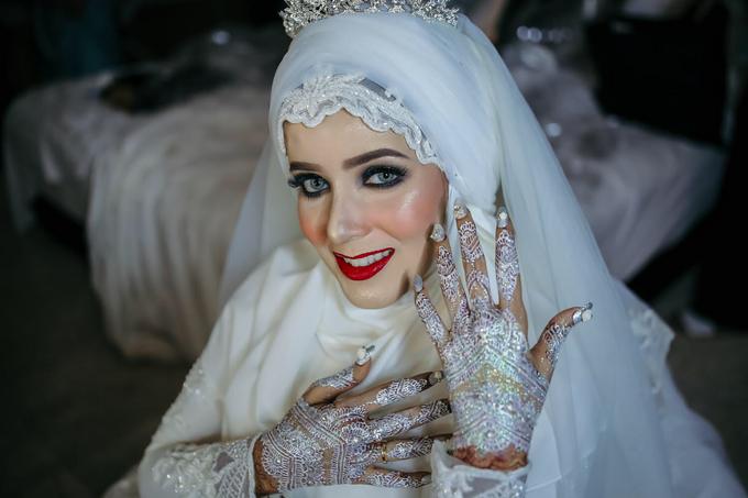 Arabian Reception by Makeupbysausan - 002