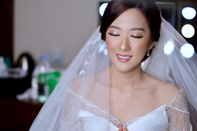 Wedding Makeup Ms. Melissa by makeupbyyobel - 001
