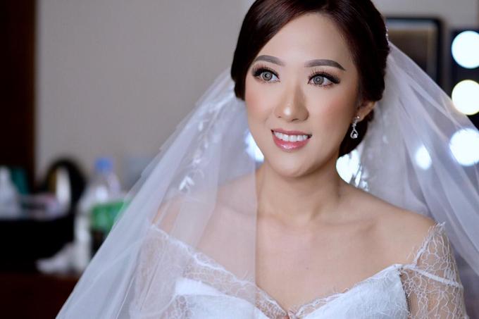 Wedding Makeup Ms. Melissa by makeupbyyobel - 005