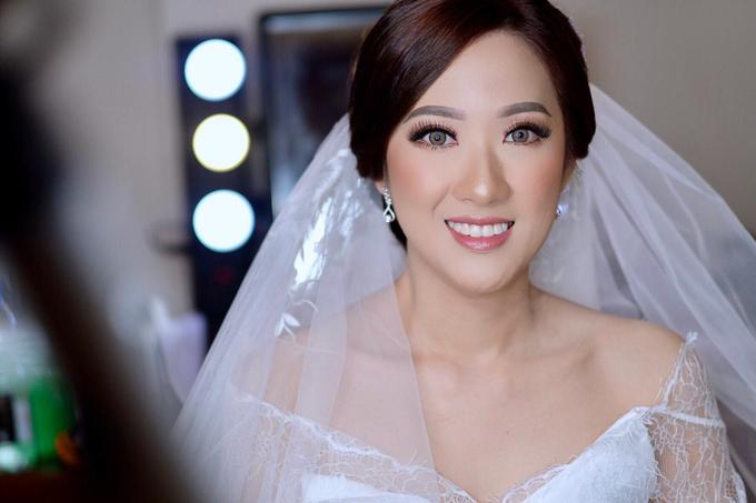 Wedding Makeup Ms. Melissa by makeupbyyobel - 004
