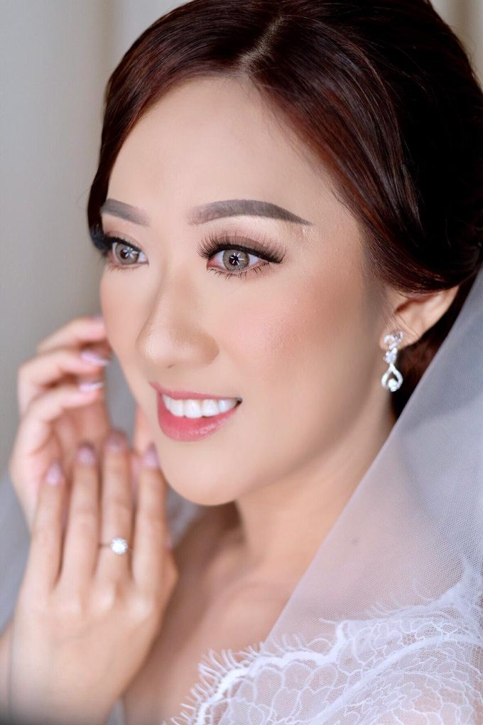Wedding Makeup Ms. Melissa by makeupbyyobel - 003