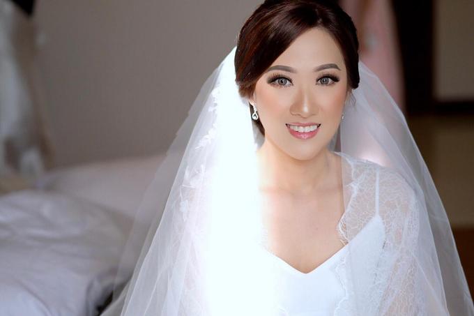 Wedding Makeup Ms. Melissa by makeupbyyobel - 002