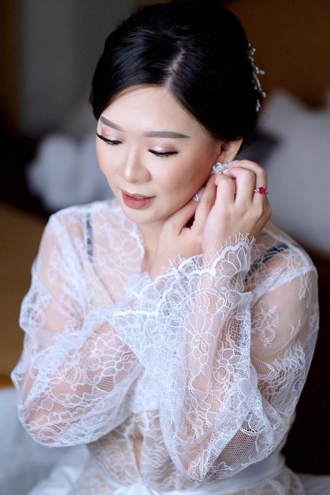 Wedding Makeup Ms. Maria by makeupbyyobel - 002