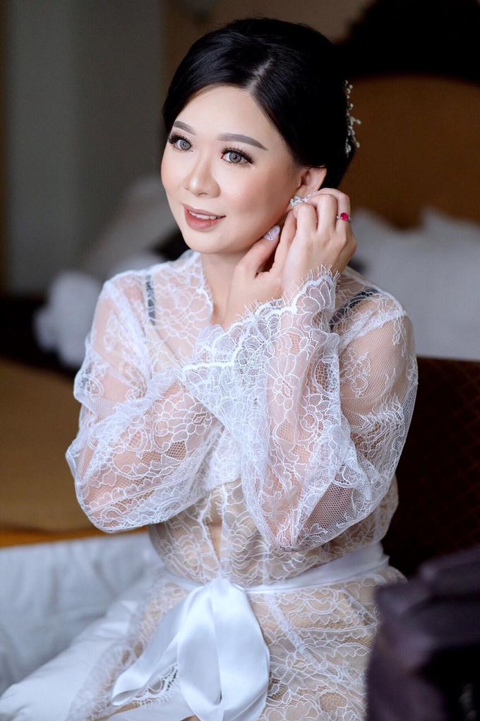 Wedding Makeup Ms. Maria by makeupbyyobel - 001