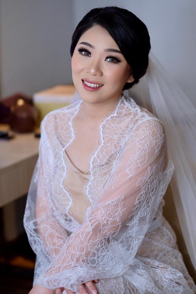 Wedding Makeup for Ms. Maria by makeupbyyobel - 001