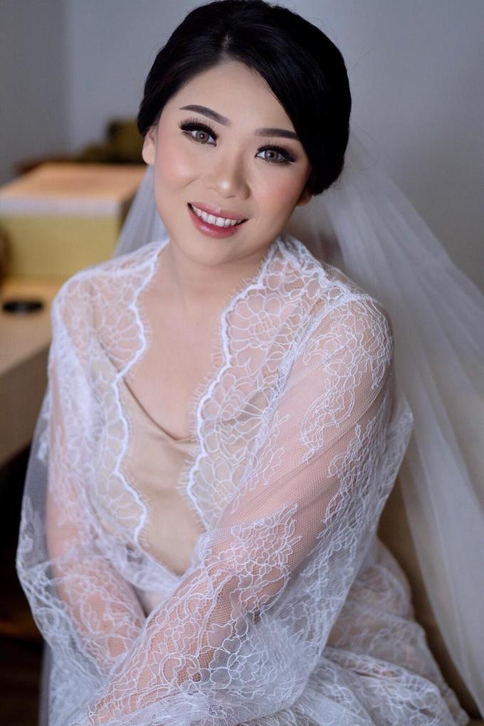 Wedding Makeup for Ms. Maria by makeupbyyobel - 002