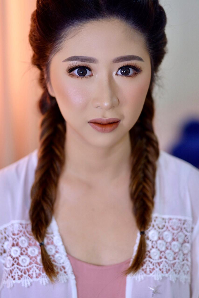 Makeup Party for Ms. Pricillia by makeupbyyobel - 002