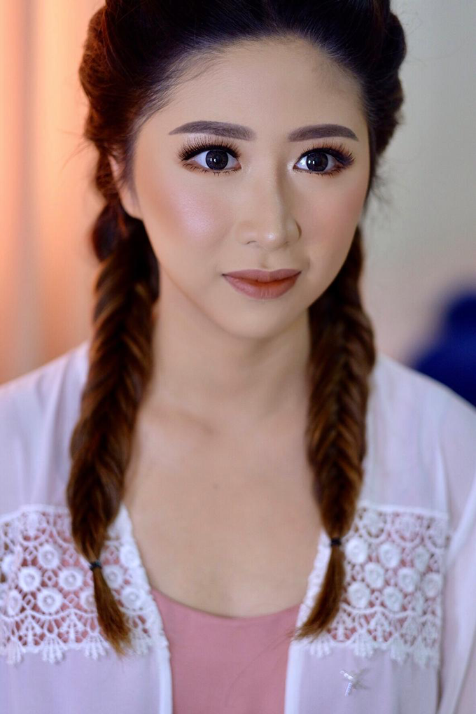 Makeup Party for Ms. Pricillia by makeupbyyobel - 001