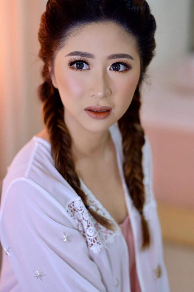 Makeup Party for Ms. Pricillia by makeupbyyobel - 005