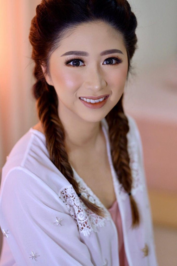 Makeup Party for Ms. Pricillia by makeupbyyobel - 004