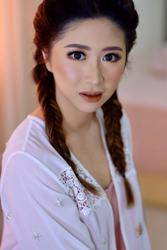 Makeup Party for Ms. Pricillia by makeupbyyobel - 006
