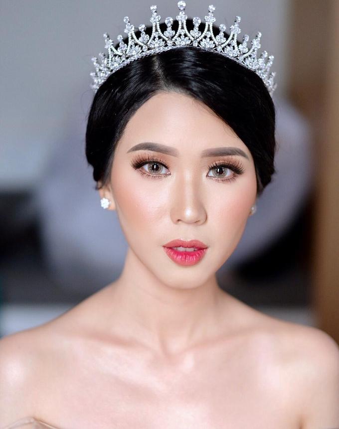 Wedding Makeup Ms. Felicia by makeupbyyobel - 003
