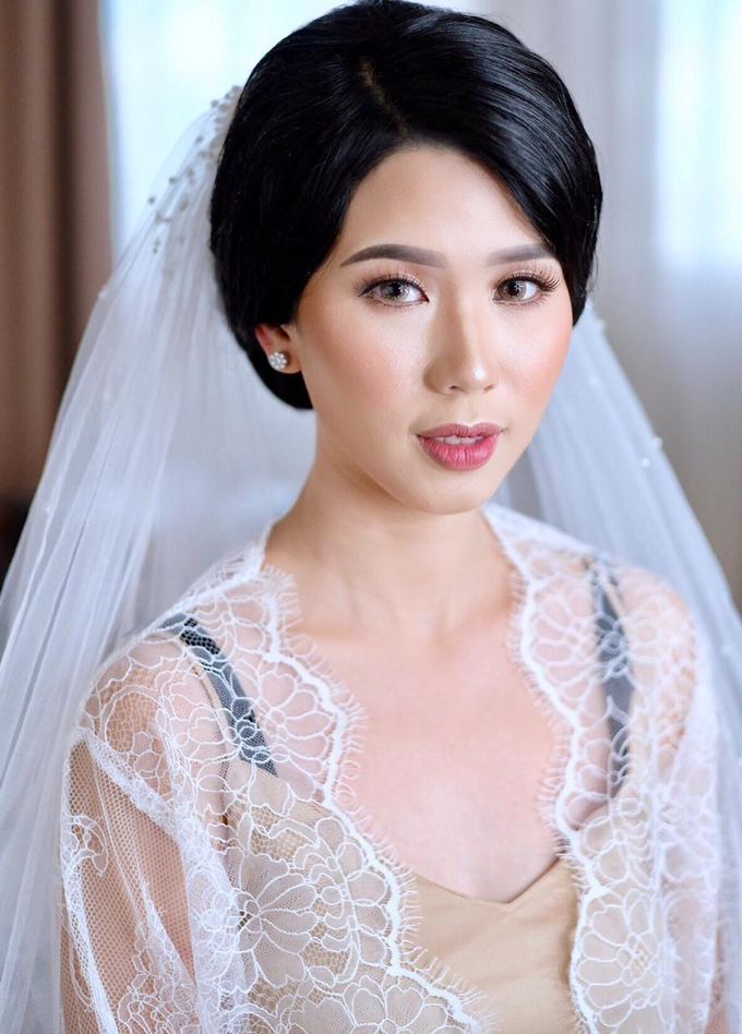 Wedding Makeup Ms. Felicia by makeupbyyobel - 002