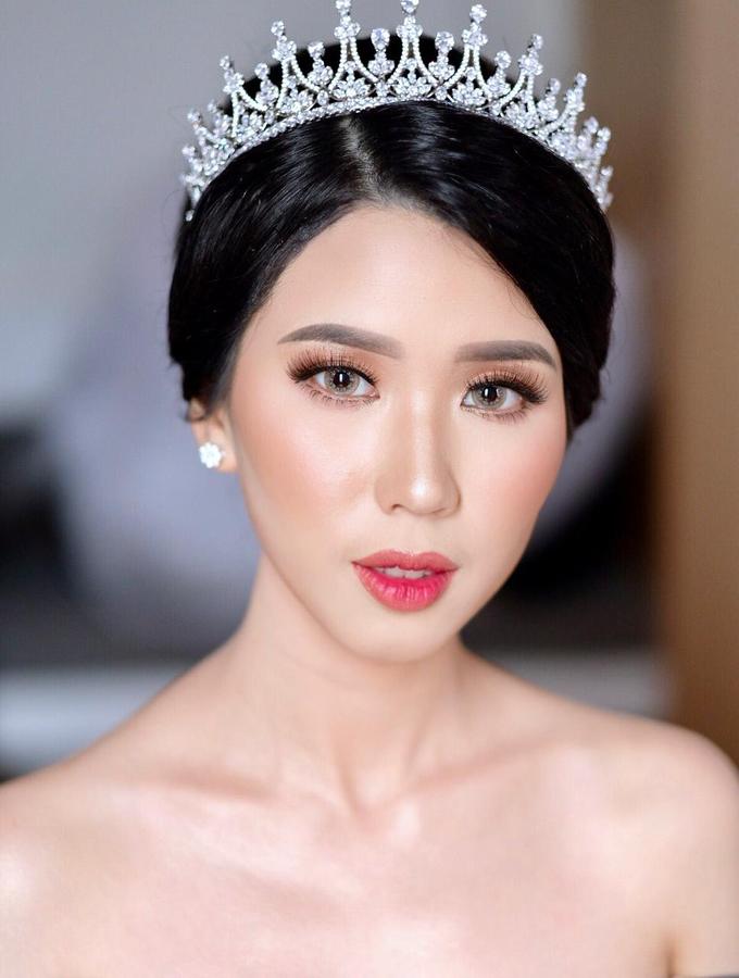 Wedding Makeup Ms. Felicia by makeupbyyobel - 004