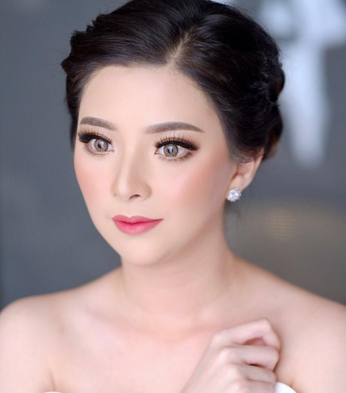 Bride Jessica ( Resepsi ) by makeupbyyobel - 001