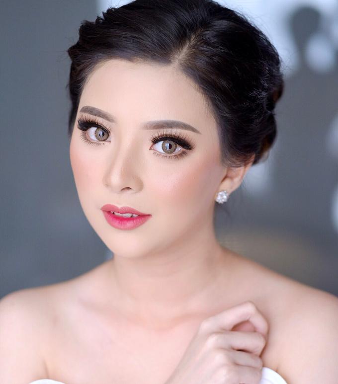 Bride Jessica ( Resepsi ) by makeupbyyobel - 004