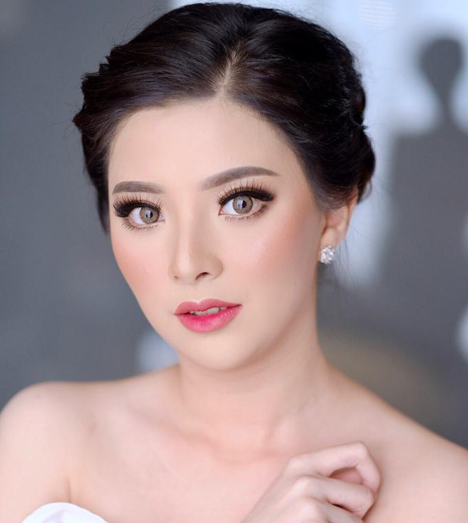 Bride Jessica ( Resepsi ) by makeupbyyobel - 005