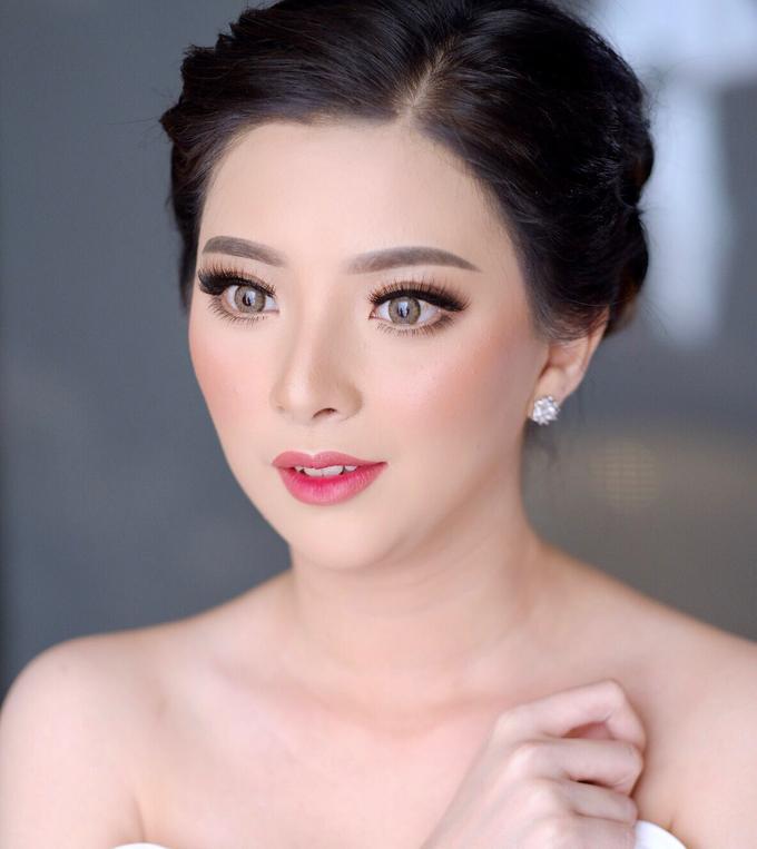 Bride Jessica ( Resepsi ) by makeupbyyobel - 002