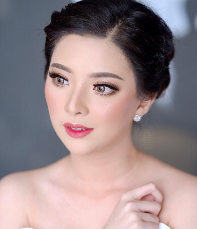 Bride Jessica ( Resepsi ) by makeupbyyobel - 003