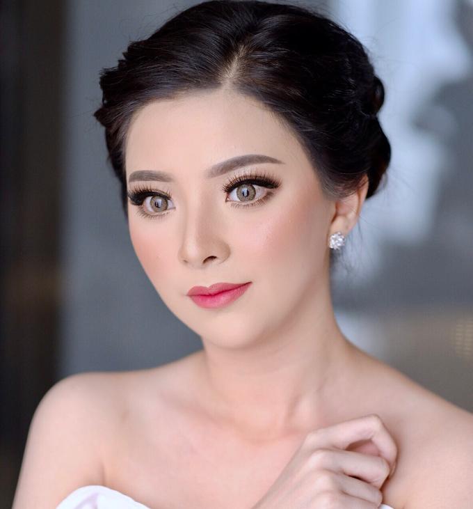 Bride Jessica ( Resepsi ) by makeupbyyobel - 007