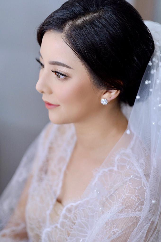 Bride Ms. Jessica ( Morning Look ) by makeupbyyobel - 001