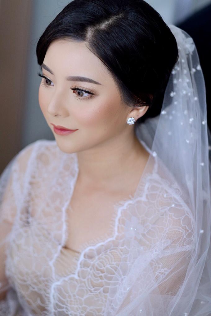 Bride Ms. Jessica ( Morning Look ) by makeupbyyobel - 002