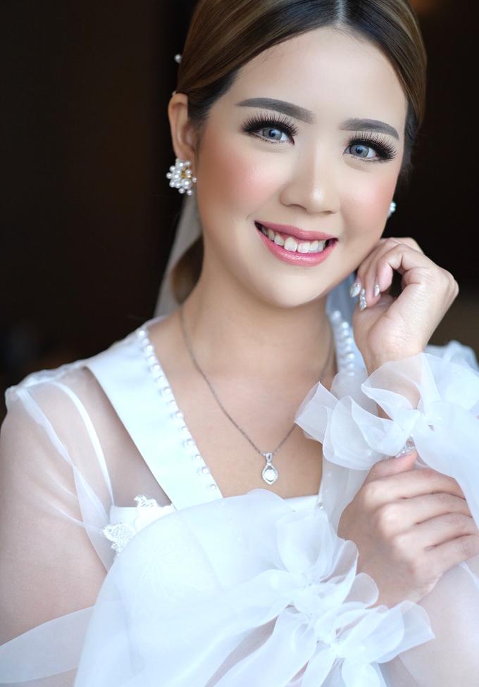 Wedding Makeup - Bride lusi - by makeupbyyobel - 003