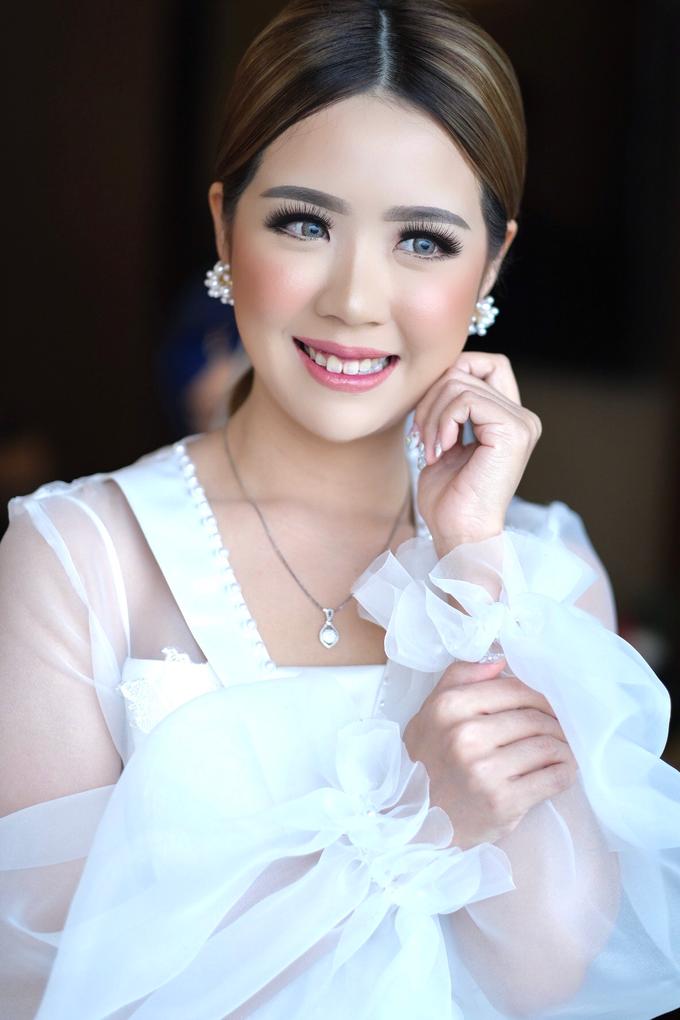 Wedding Makeup - Bride lusi - by makeupbyyobel - 004