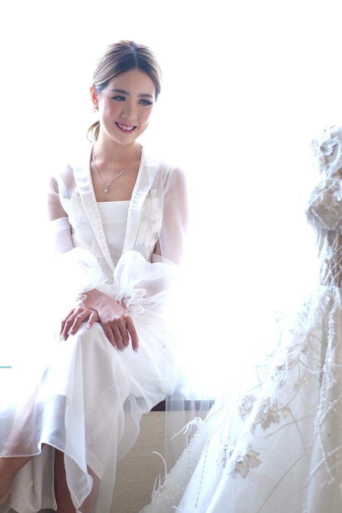Wedding Makeup - Bride lusi - by makeupbyyobel - 006