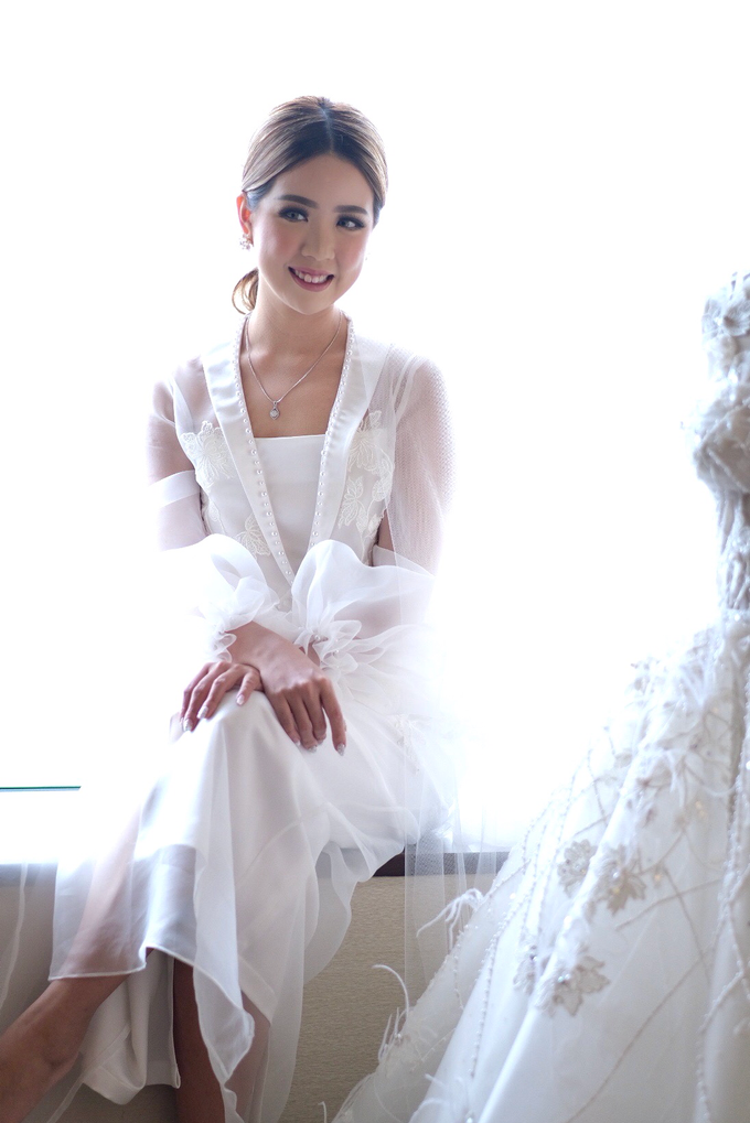 Wedding Makeup - Bride lusi - by makeupbyyobel - 007