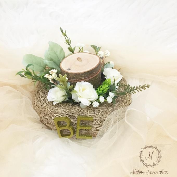 Rustic Ring Bearer / White Garden Theme by Maknaseserahan - 001