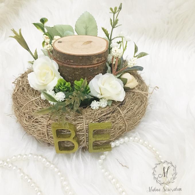 Rustic Ring Bearer / White Garden Theme by Maknaseserahan - 005