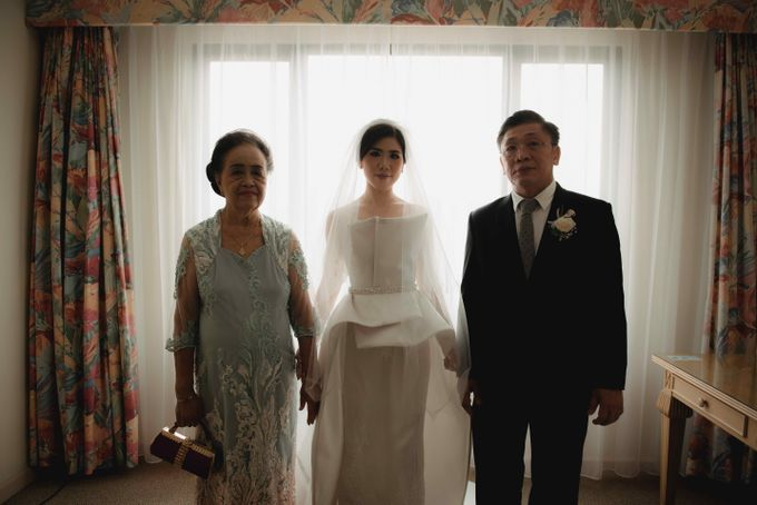 The Wedding of Junio & Priscillia by Laurent Agustine by LOTA - 011