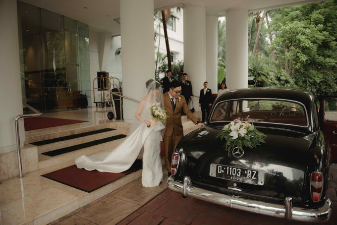 The Wedding of Junio & Priscillia by Laurent Agustine by LOTA - 017