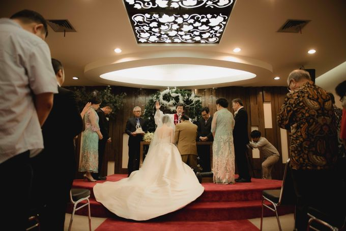 The Wedding of Junio & Priscillia by Laurent Agustine by LOTA - 021