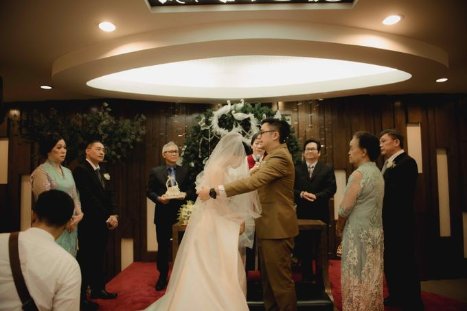 The Wedding of Junio & Priscillia by Laurent Agustine by LOTA - 025