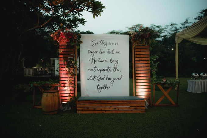 The Wedding of Junio & Priscillia by Laurent Agustine by LOTA - 037