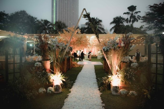 The Wedding of Junio & Priscillia by Laurent Agustine by LOTA - 035