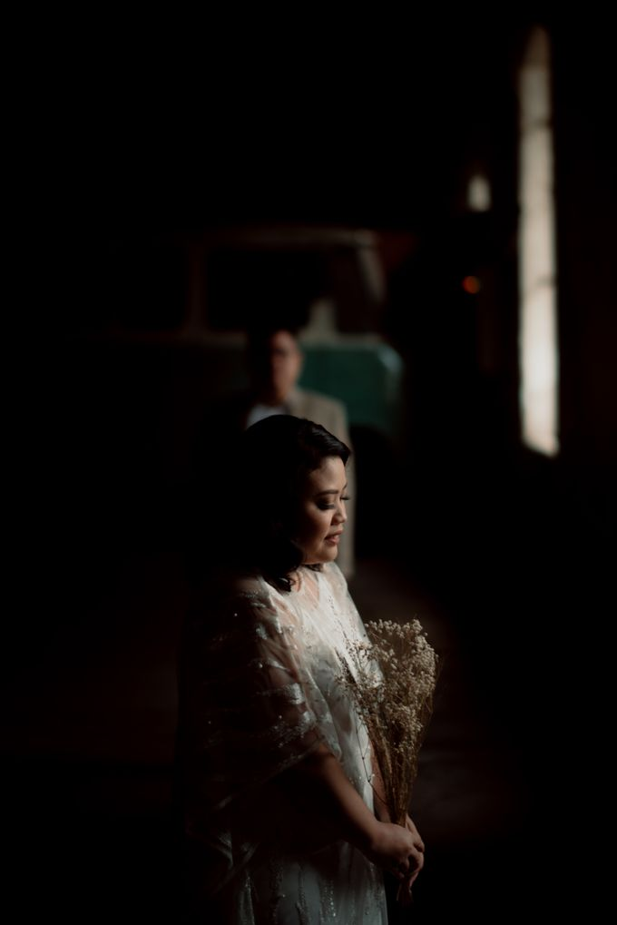 Hendra & Indri Prewedding by Hilda by Bridestory - 001
