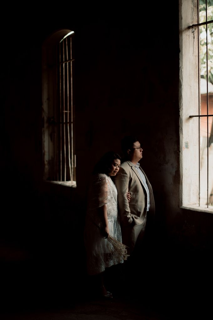 Hendra & Indri Prewedding by Hilda by Bridestory - 004