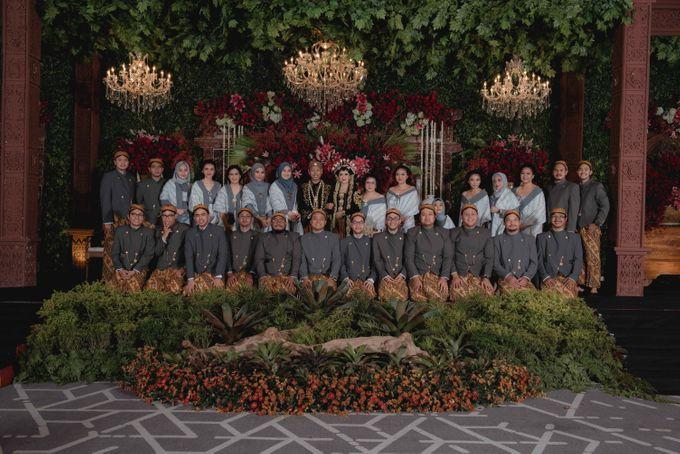 Bold Themed Wedding of Agung Nindita by  Menara Mandiri by IKK Wedding (ex. Plaza Bapindo) - 007